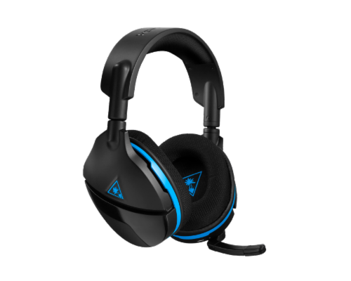 Turtle Beach Ear Force® Stealth 600 For PlayStation®4 Pro and PlayStation®4 - Black Perspective: front