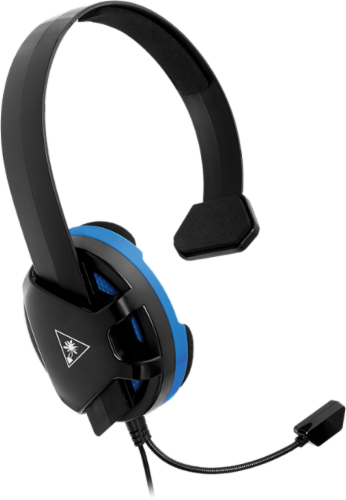 Turtle Beach Ear Force® Recon Chat For PS4Pro PS4 - Black Perspective: front