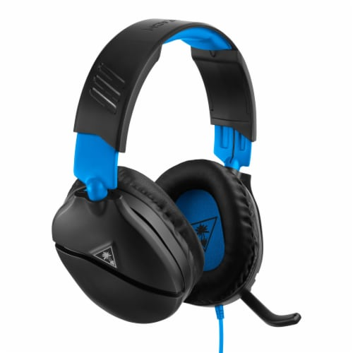 Turtle Beach Ear Force Recon 70 Playstation 4 Headset - Black Perspective: front