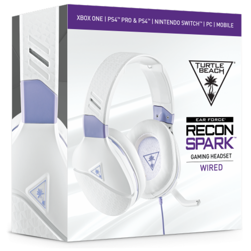 Turtle Beach® Recon Spark Gaming Headset Perspective: front