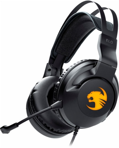 Roccat Elo 7.1 USB Surround Sound RGB Headset Perspective: front