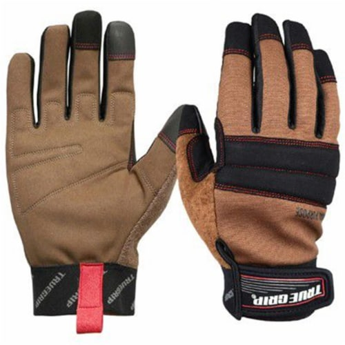 Big Time Products 256283 Hidexterity Duck Canvas Work Glove for Mens, Medium Perspective: front