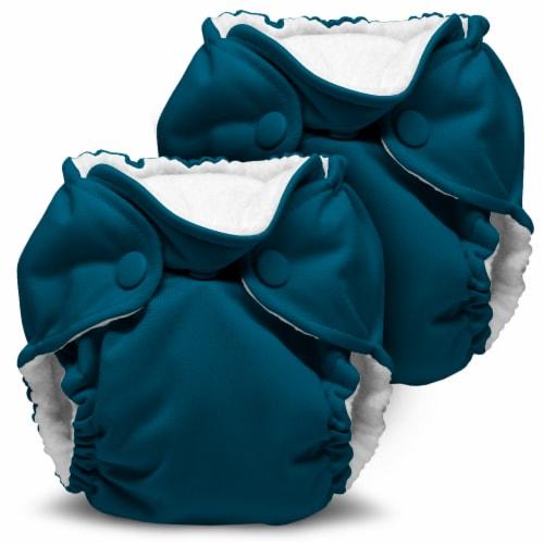Kanga Care Lil Joey Cloth Diaper (2pk) Caribbean Perspective: front