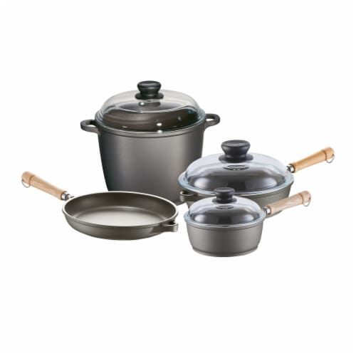 Tradition 7 pc. Cookware Set Perspective: front