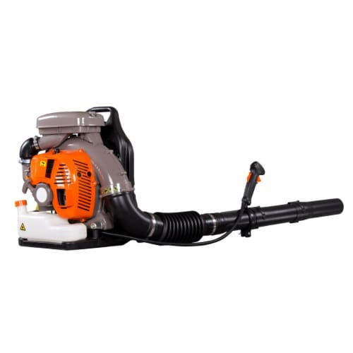 Yard Tuff YTF-80BPB 80CC Backpack Blower Perspective: front