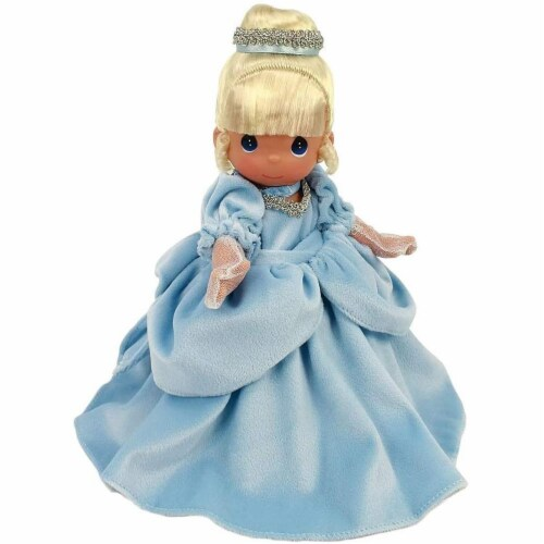 Precious Moments Doll, Enchanted Cinderella, 9 inch doll Perspective: front
