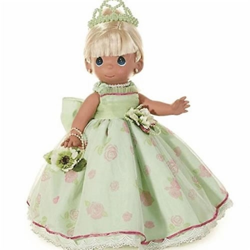 Precious Moments Doll, Dainty Dreamer, 12 inch Doll Perspective: front