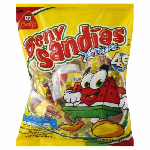 Beny Xtreme Sandias Candy Perspective: front