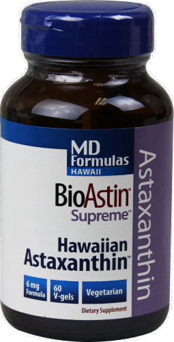 Nutrex Hawaii BioAstin Supreme Perspective: front