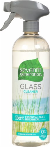 Seventh Generation Sparkling Seaside Glass Cleaner Perspective: front