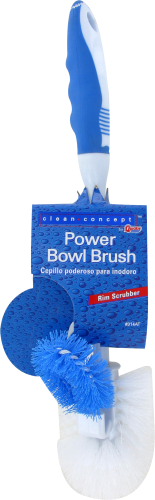 Power Bowl Brush Perspective: front
