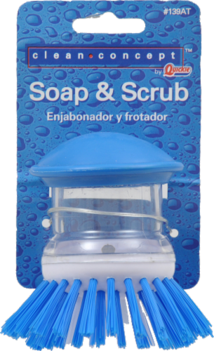 Clean Concept by Quickie Mini Soap & Scrub Perspective: front