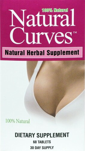 Biotech Corporation  Natural Curves™ Herbal Supplement Perspective: front