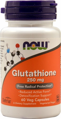 NOW  Glutathione Perspective: front