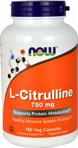 NOW Foods  L-Citrulline Perspective: front