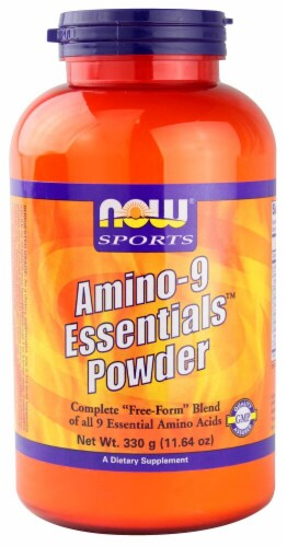 NOW   Sports Amino-9 Esssentials™ Powder Perspective: front