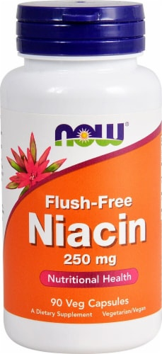 Now Niacin Ff 250mg Perspective: front