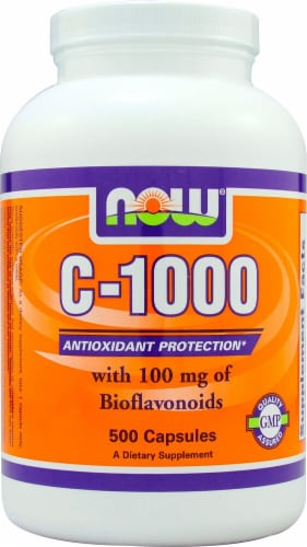 NOW Foods  C-1000 Perspective: front