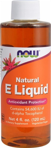 NOW Foods  E Liquid Perspective: front