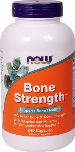 NOW   Bone Strength™ Perspective: front