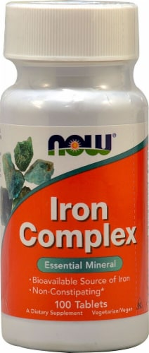NOW  Iron Complex Perspective: front