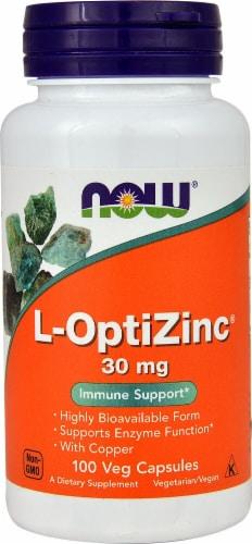 NOW  L-Optizinc® Perspective: front