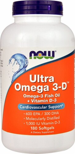 NOW  Ultra Omega 3-D™ Perspective: front
