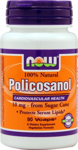 NOW Foods  Policosanol Perspective: front