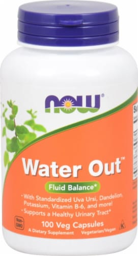 NOW Foods  Water Out™ Perspective: front