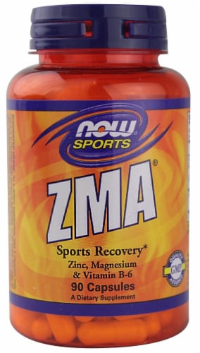 NOW   Sports ZMA Sports Recovery Perspective: front