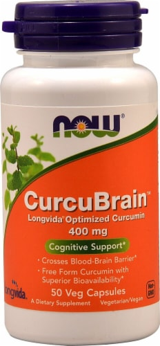NOW  CurcuBrain™ Perspective: front