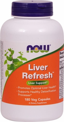 NOW  Liver Refresh Perspective: front