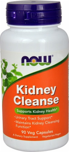 NOW Foods  Kidney Cleanse Perspective: front