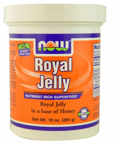 NOW   Royal Jelly Perspective: front