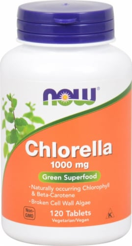 NOW   Chlorella Perspective: front