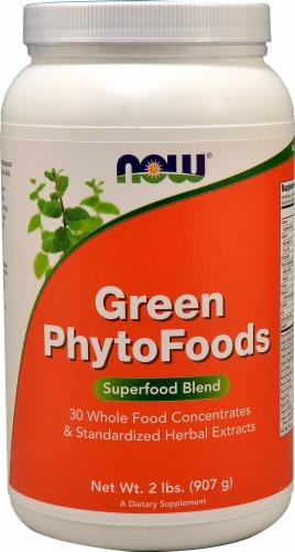 NOW  Green PhytoFoods Perspective: front