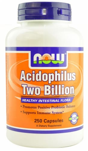 NOW Foods  Acidophilus Two Billion Perspective: front