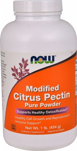 NOW   Modified Citrus Pectin Perspective: front