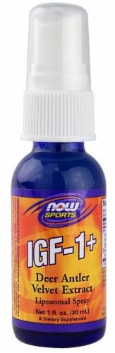 NOW Foods  Sports IGF-1 Plus Liposomal Spray Perspective: front
