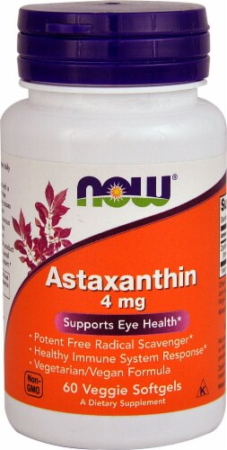 NOW Foods  Astaxanthin Perspective: front