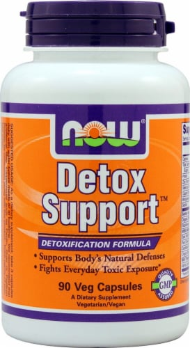 NOW   Detox Support™ Perspective: front