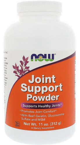NOW Foods  Joint Support Powder Perspective: front