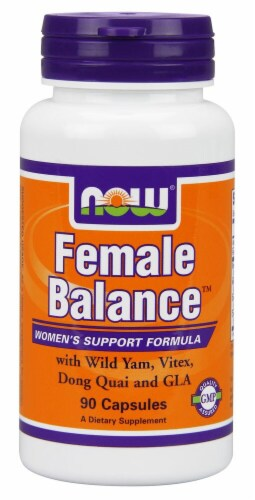 NOW Foods  Female Balance™ Perspective: front
