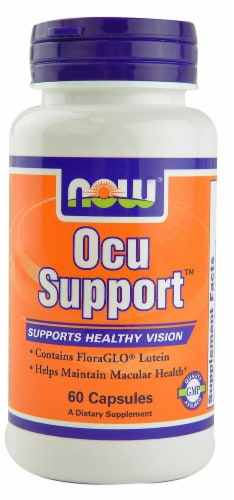 NOW Foods  Ocu Support™ Perspective: front