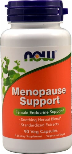NOW Foods  Menopause Support Perspective: front