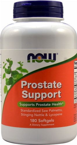 NOW  Prostate Support Perspective: front