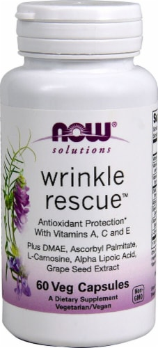 NOW Foods  Solutions Wrinkle Rescue™ Perspective: front