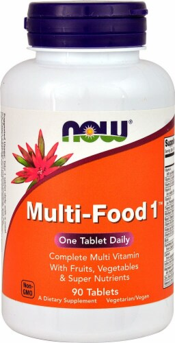 NOW Foods  Multi-Food 1™ Perspective: front