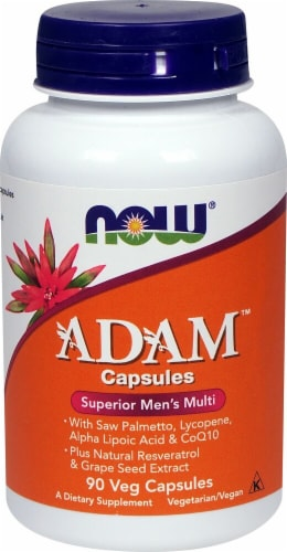 NOW Foods  Adam™ Superior Men's Multi Perspective: front