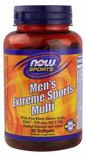 NOW Foods  Sports Men's Extreme Sports Multi Perspective: front
